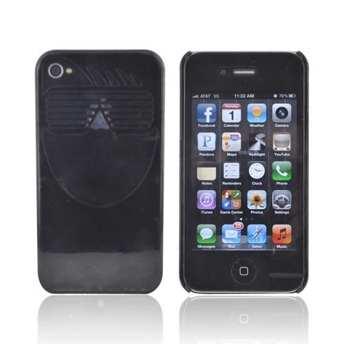 Original Ventev rockSTAR Apple AT&T/ Verizon iPhone 4, iPhone 4S Hard Case, 338751 - Black