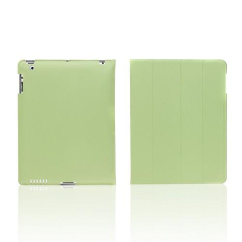 Hornettek L'etoile Lime Green Ultra Thin Soft Touch Case for Apple New iPad