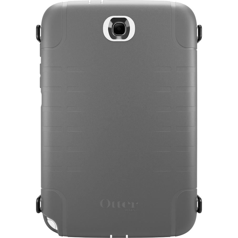 Otterbox Glacier (White/Gray) Defender Series TPU Over Hard Case w/ Built-In Screen Protector for Samsung Galaxy Note 8.0 - 77-30371