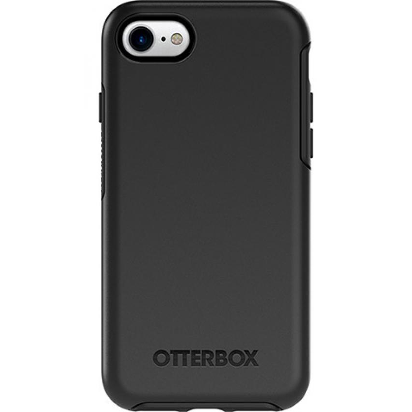 Made for Apple iPhone 8/7/6S/6 Case, [Black] Symmetry Series Hard Cover Case by Otterbox