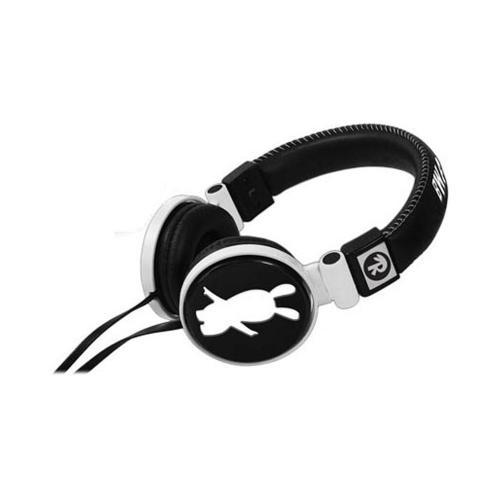 OEM GameOn Audio Raving Rabbids Over-The-Ear Gaming & Music Headphones w/ Ear Cushions - Black/ White