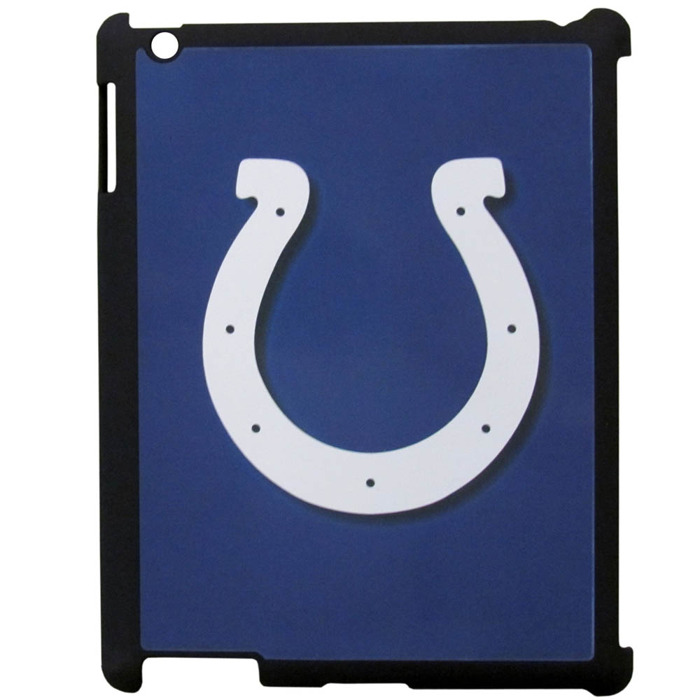 Indianapolis Colts Hard Case for Apple iPad 2/3/4 - NFL Licensed