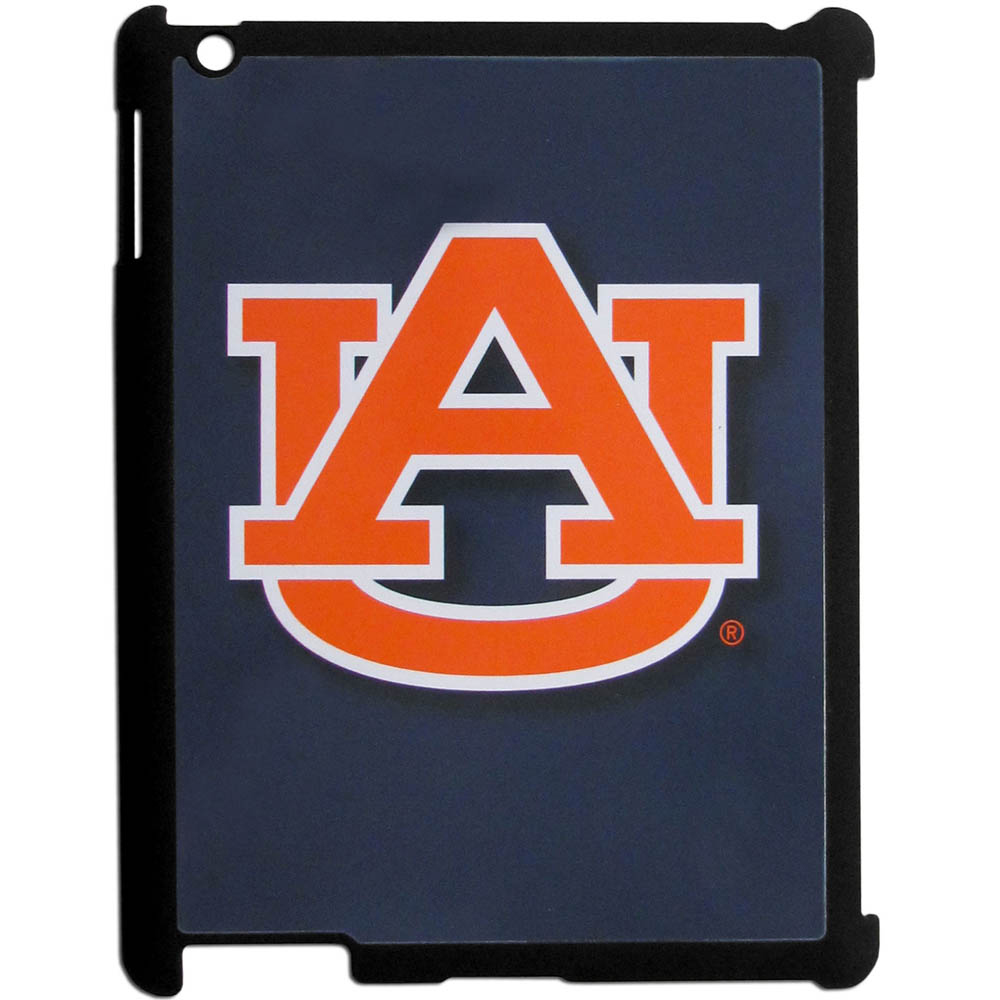 Auburn Tigers Hard Case for Apple iPad 2/3/4 - NCAA Licensed