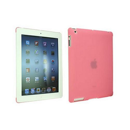 Odoyo Smartcoat Series Pink Hard Case for Apple iPad 2/3/4