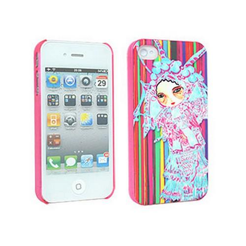 Odoyo X A.JIN Series Courage Hard Case for Apple iPhone 4/4S