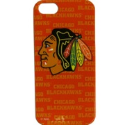 Chicago Blackhawks Hard Snap-On Case for Apple iPhone 5/5S - NHL Licensed