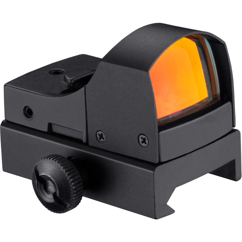 Barska 1x20mm Electro Sight Red Dot [Black] [AC12240]