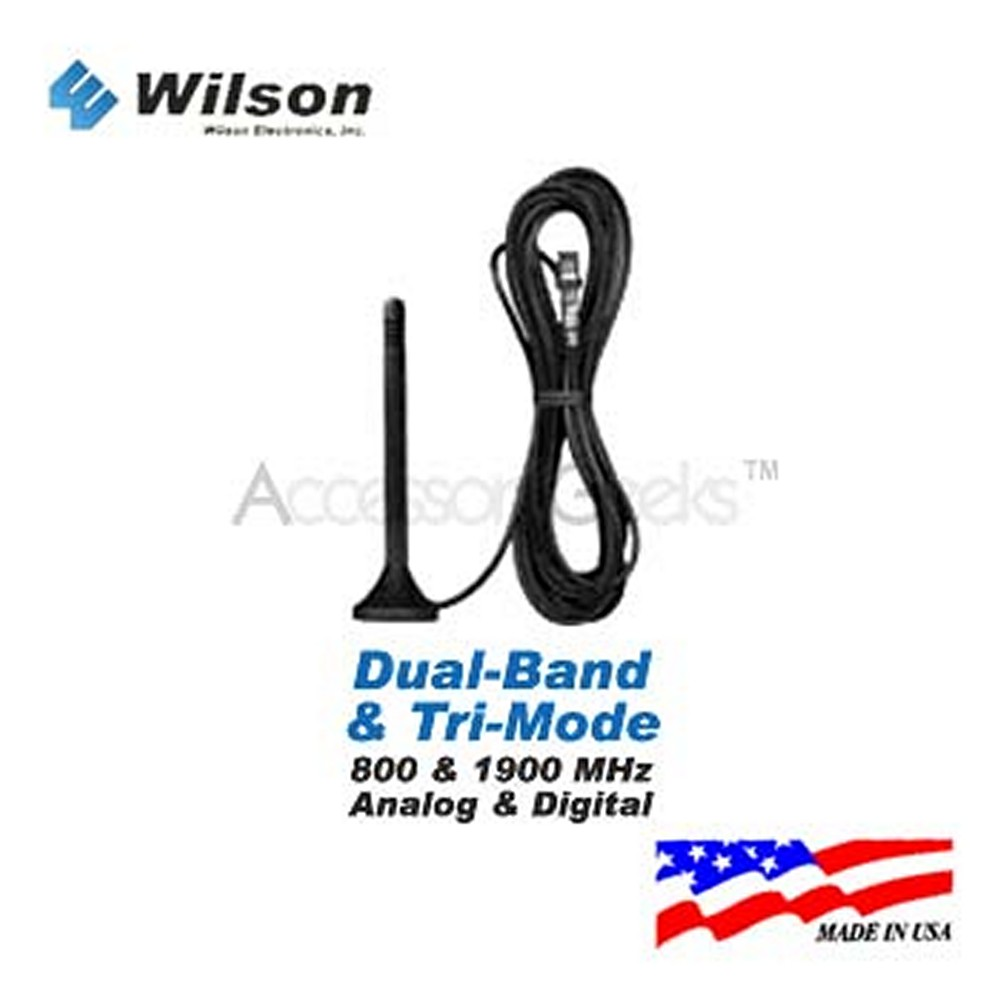 Wilson Dual-Band Mini Magnet Antenna, 301113
