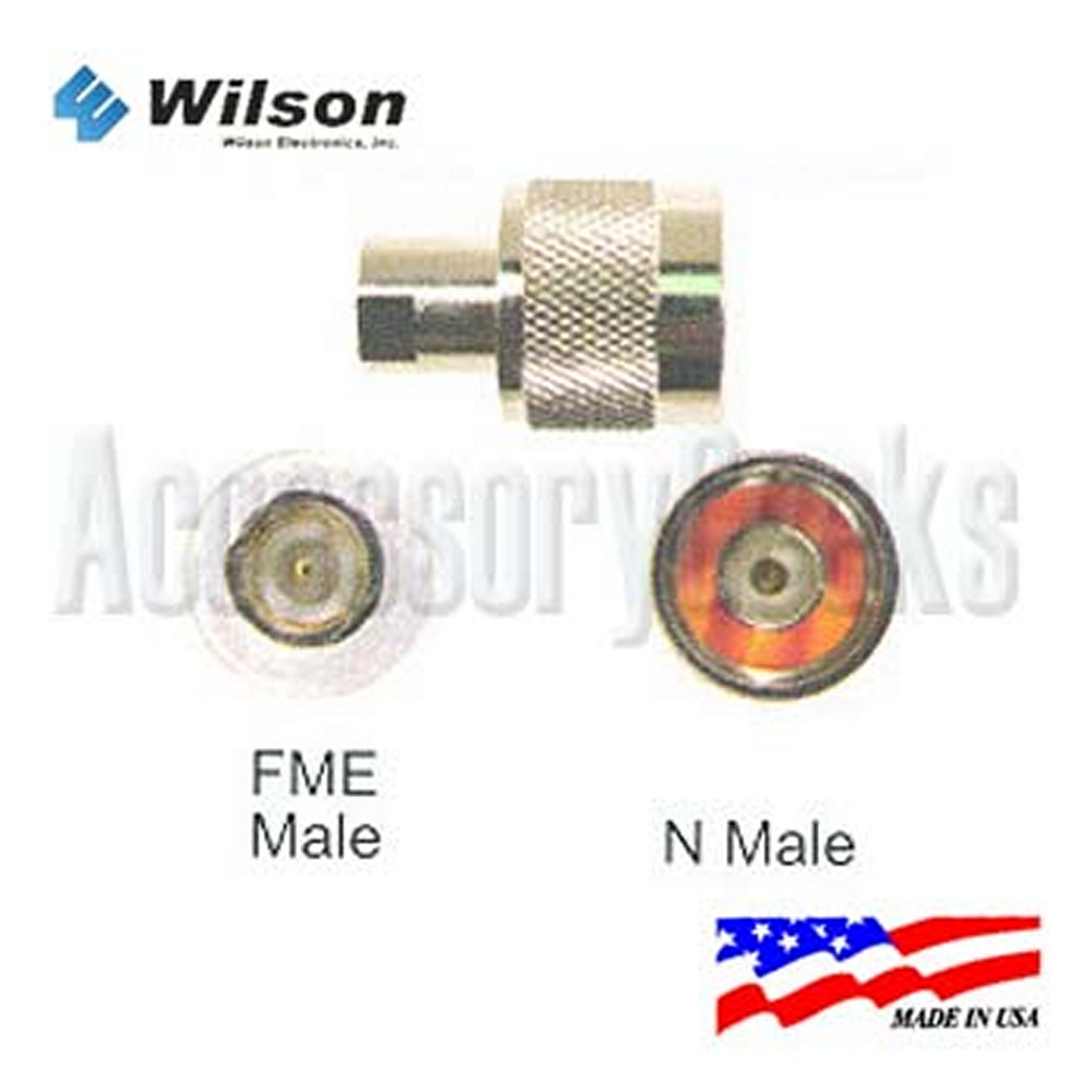 FME Male to N Male Connector - 971113
