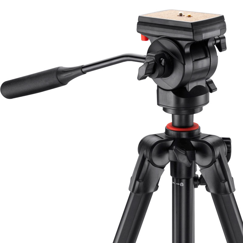 Barska Elite Advanced Tripod [Black] [AF14272]