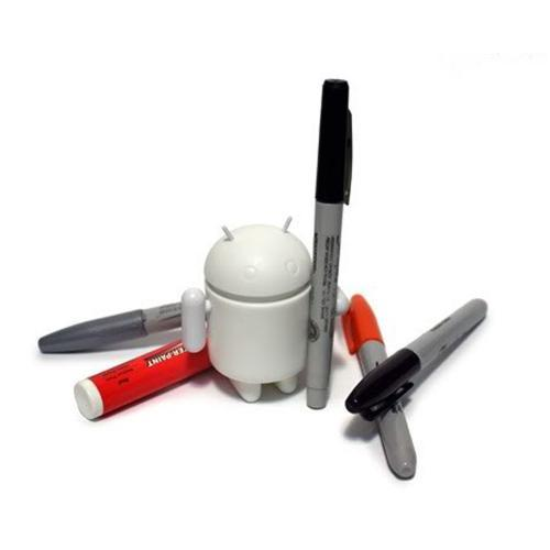 "Original Android Do-It-Yourself Mini Collectable 3"" Figurine"