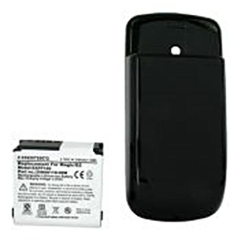 HTC MyTouch 3G G2 Extended Battery w/ Battery Door 2100mAh - Black