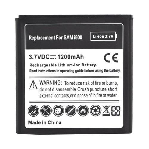 Samsung Fascinate i500 Standard Battery Replacement, 1200mAh