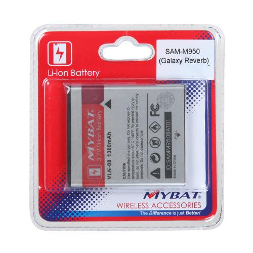 Standard Replacement Battery for Samsung Galaxy Reverb - Li-1300 mAh