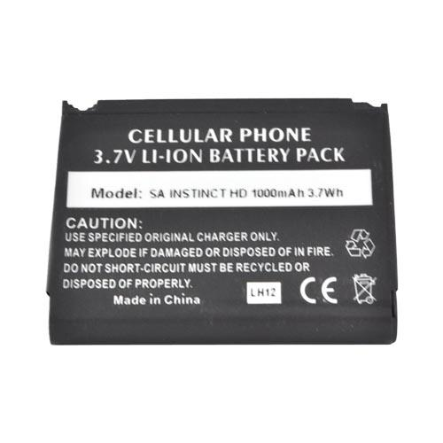 Google Nexus S Standard Battery Replacement (1000 mAh) - Black