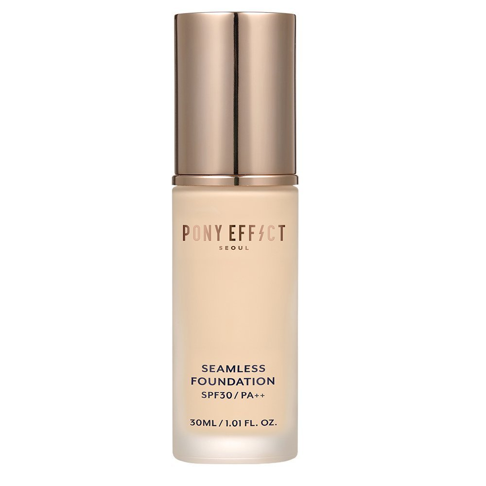 PONY EFFECT SEAMLESS FOUNDATION (SPF 30) #FAIR