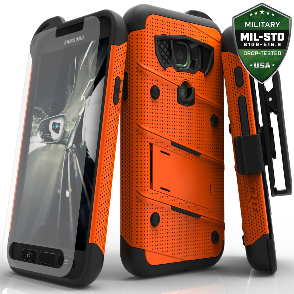 samsung s7 orange case