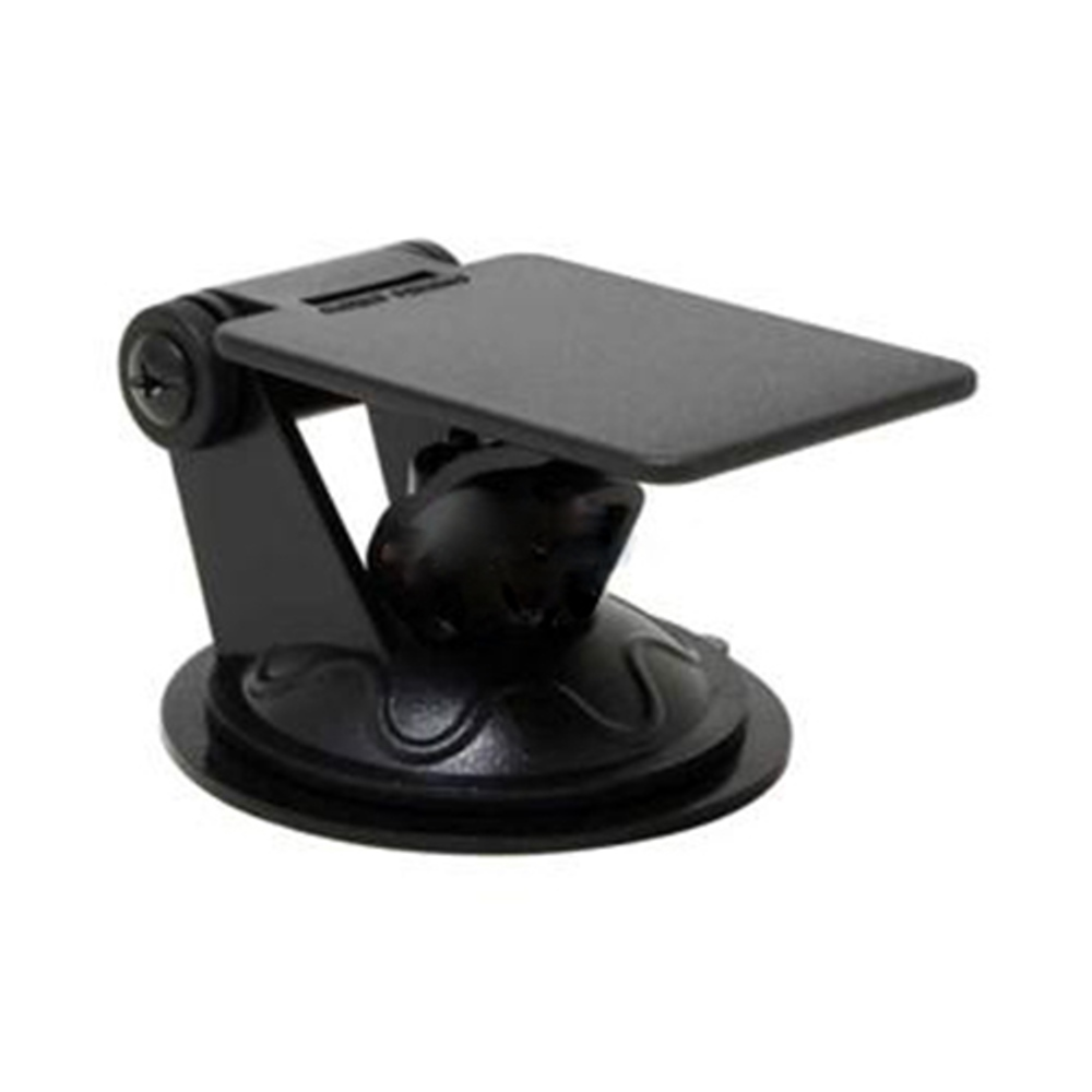 Arkon Black Bluetooth GPS Receiver / Radar Detector Windshield Mount - Deluxe Single Suction