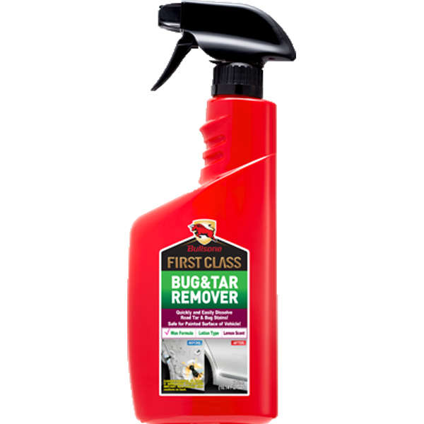 Bullsone First Class Bug And Tar Remover - Easily And Quickly Dissolves Bug Deposits And Other Stains!
