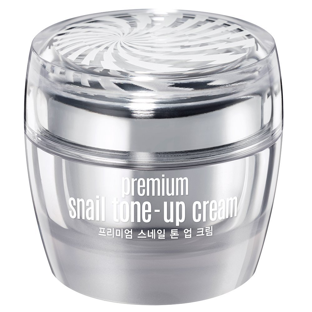 [GOODAL] Premium Snail Tone-up Cream 1.7 Ounce Silver