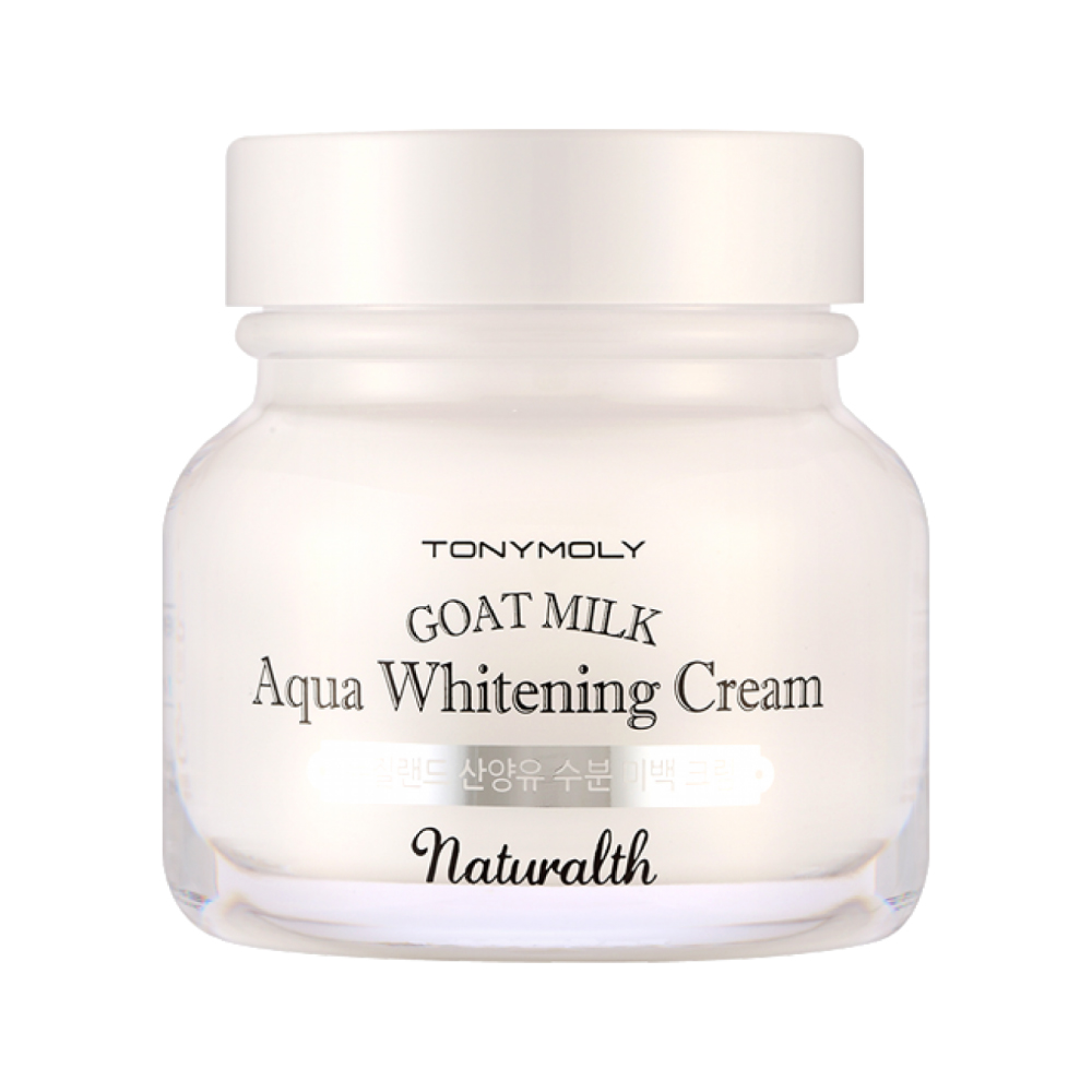 [TONYMOLY] Naturalth Goat Milk Aqua Whitening Cream 60ml