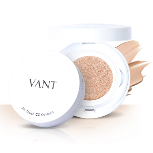 [VANT] 36.5 Air Touch CC Cushion SPF 40 PA+++ 15 g Refill Puff Only (CC Cushion Refill Only - #21 Light Beige)