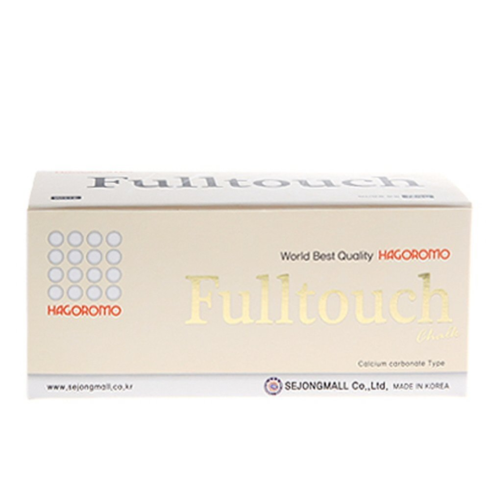 Hagoromo Fulltouch Chalk 1Box (72pcs) White
