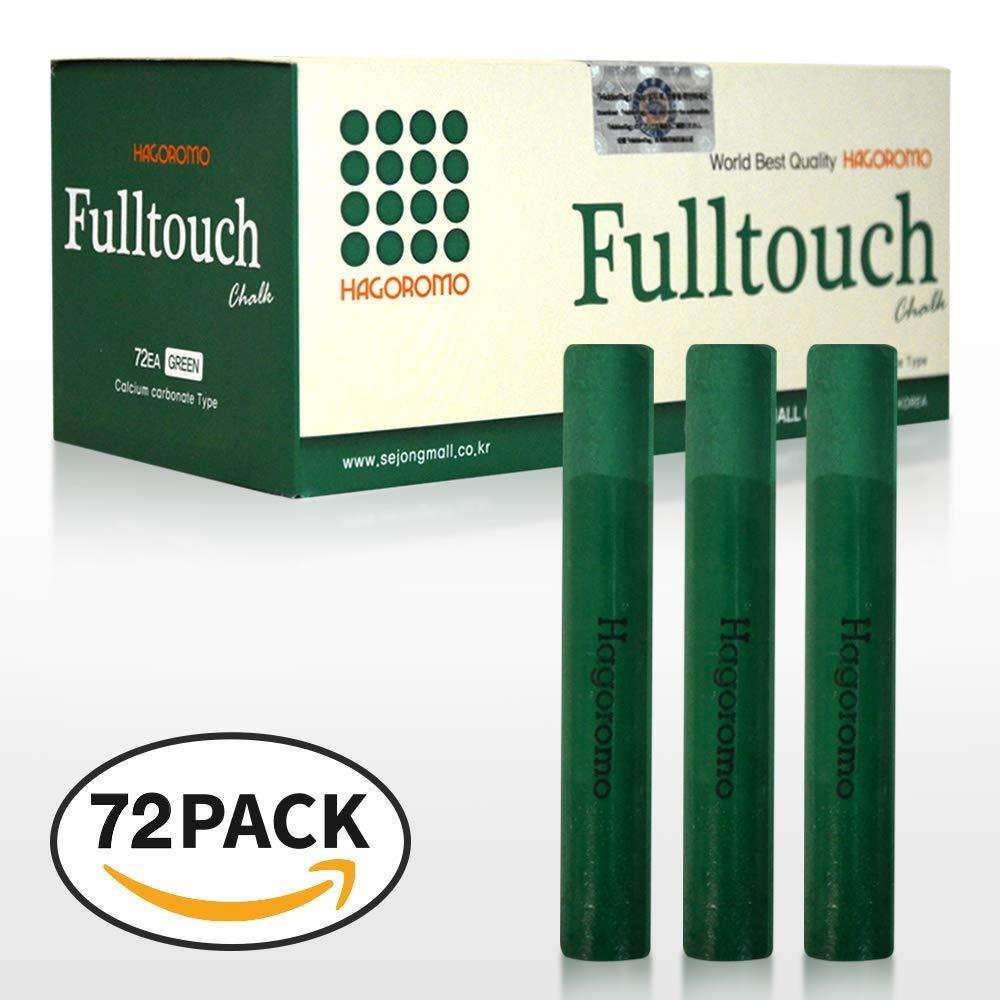 Hagoromo Fulltouch Chalk 1Box (72pcs) Green