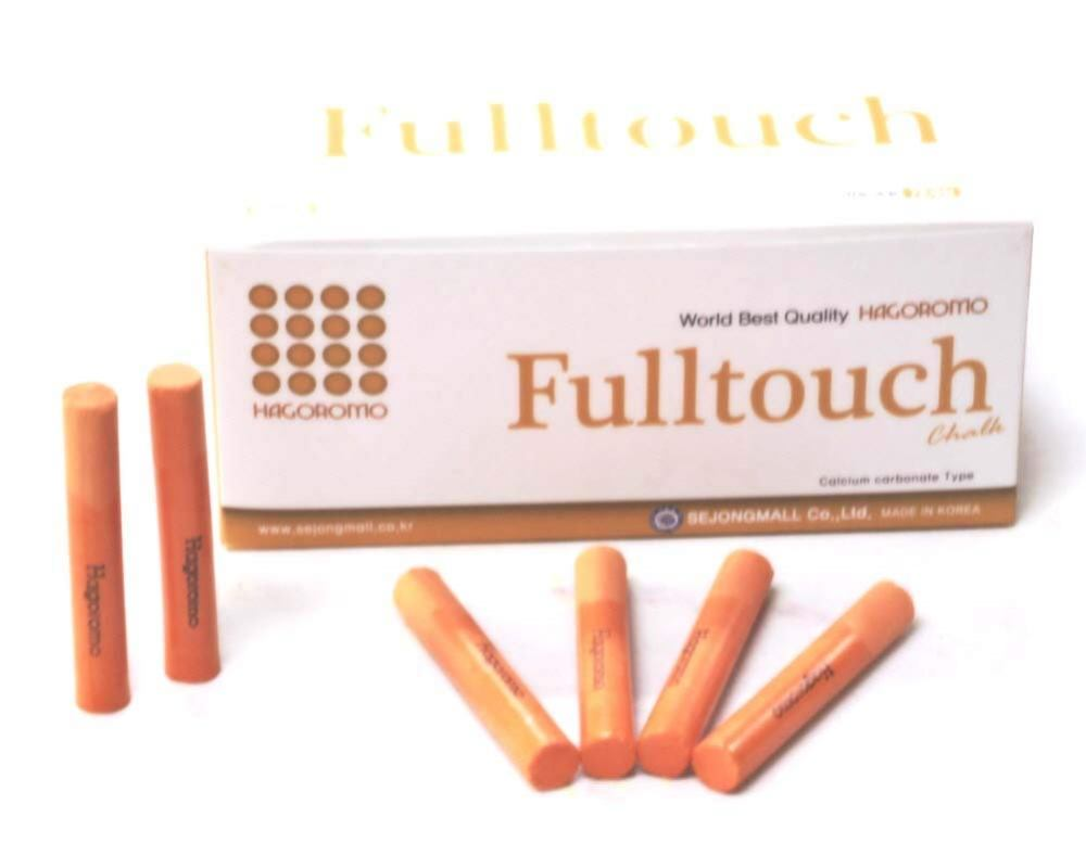 Hagoromo Fulltouch Chalk 1Box (72pcs) Orange