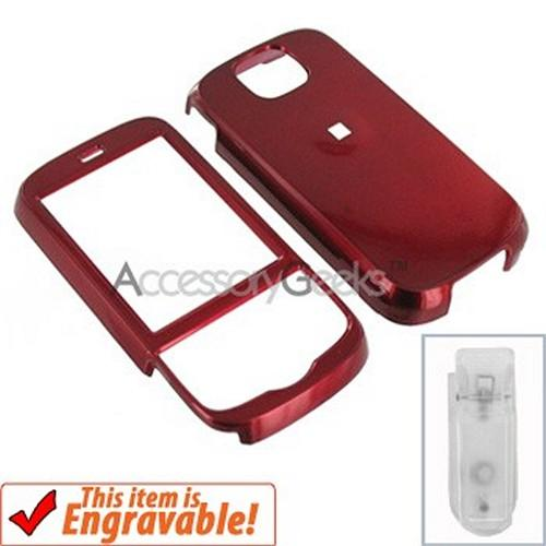 HTC Shadow 2 Hard Case - Red
