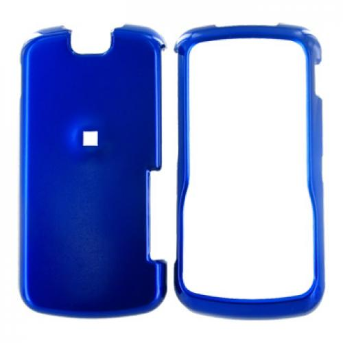 Motorola Clutch i465 Hard Case - Blue