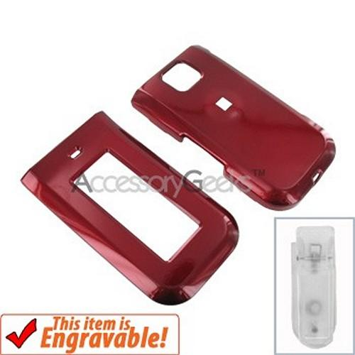 Nokia Intrique 7205 Hard Case - Red
