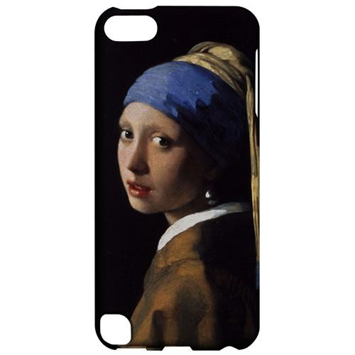 Girl with a Pearl Earring by Jan Vermeer - Geeks Designer Line Artist Series Hard Case for Apple iPod Touch 5