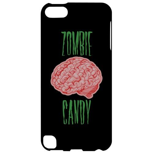 Zombie Candy - Geeks Designer Line Apocalyptic Series Hard Case for Apple iPod Touch 5