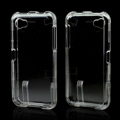 Clear Hard Case for HTC First