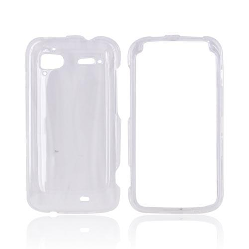 HTC Sensation 4G Hard Case - Clear