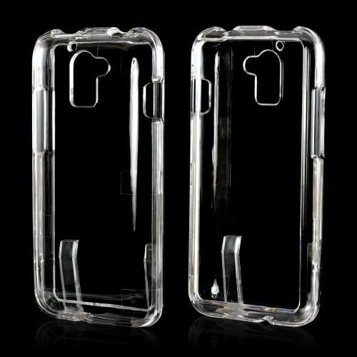 Clear Hard Case for Huawei Premia 4G