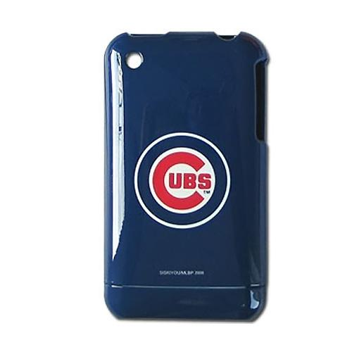 MLB Licensed Apple iPhone 3G 3GS Hard Case - Chicago Cubs