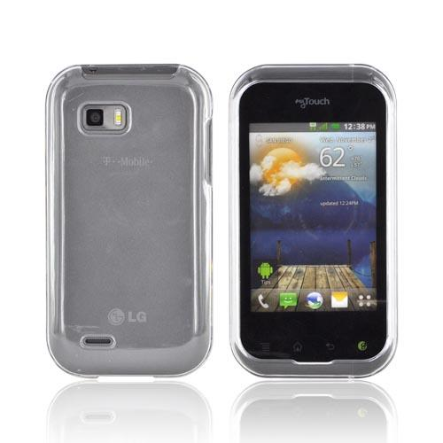 T-Mobile MyTouch Q Hard Case - Clear