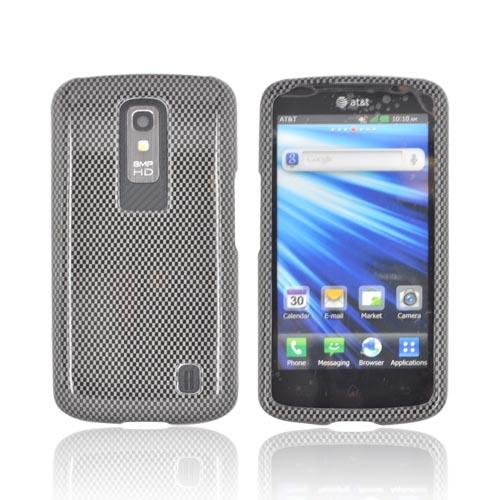 LG Nitro HD Hard Case - Carbon Fiber