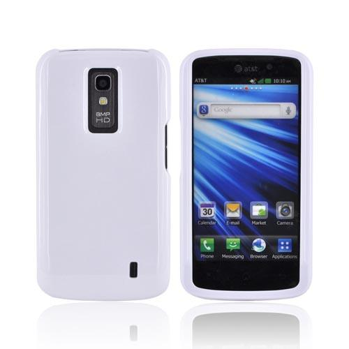 LG Nitro HD Hard Case - Solid White