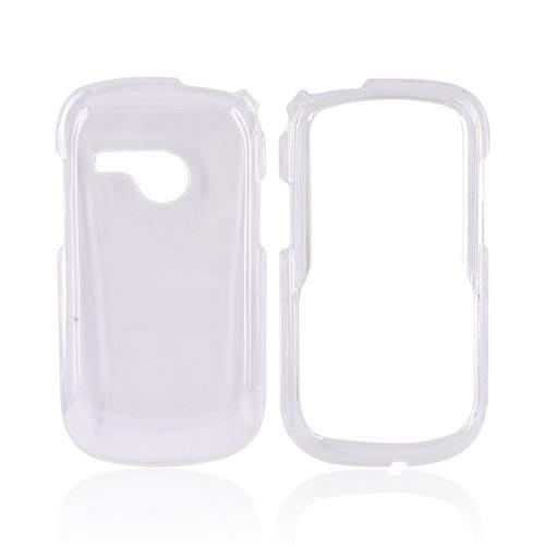 LG Saber UN200 Hard Case - Clear