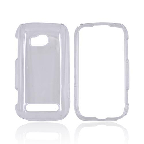Nokia Lumia 710 Hard Case - Transparent Clear