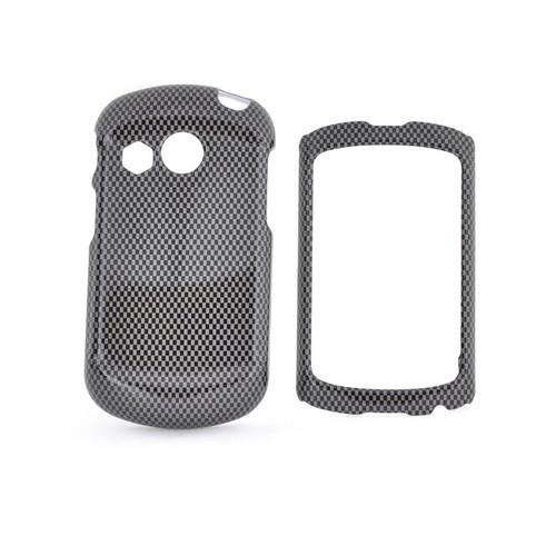 Pantech Swift Hard Case - Carbon Fiber Design