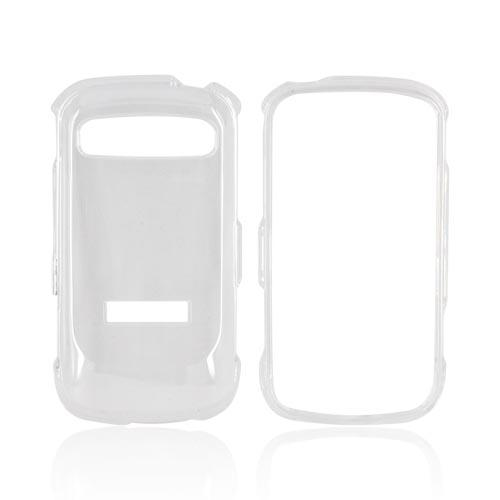 Samsung Rookie R720 Hard Case - Transparent Clear