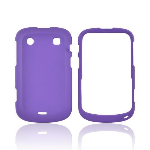 Blackberry Bold 9900, 9930 Rubberized Hard Case - Purple