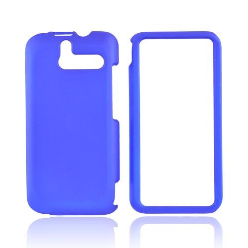HTC Arrive Rubberized Hard Case - Blue