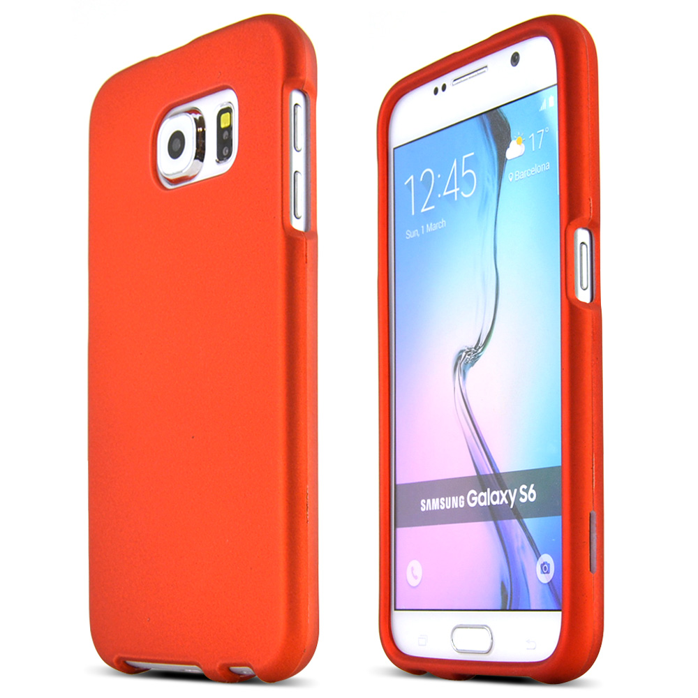 samsung galaxy s6 case orange