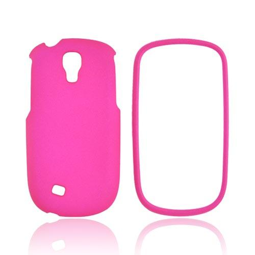 Samsung Gravity Smart Rubberized Hard Case - Hot Pink
