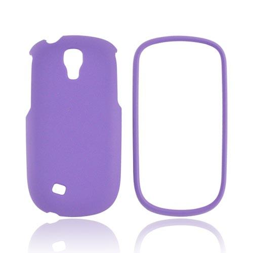 Samsung Gravity Smart Rubberized Hard Case - Purple
